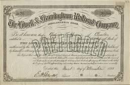 MA Rail Certificate Trio