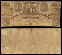 FL. Tallahassee. Union Bank of Florida Trio