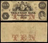 GA. Augusta. Union Bank Collection. (7)