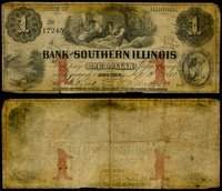 IL Bolton Bank of Southern Illinois $1 Sept. 17, 1860