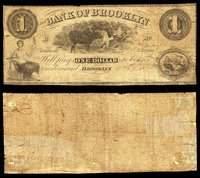 IL. Brooklyn. Bank of Brooklyn ABN Pair
