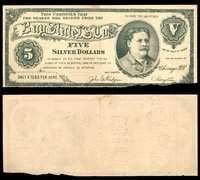 IL. Chigaco. Bay State L. S. Company. $5. 1888