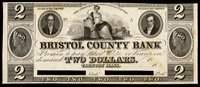 MA Taunton Bristol County Bank $2 18_