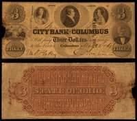 OH. Columbus. City Bank of Columbus Trio.
