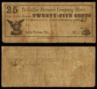 OH Gallia Furnace Gallia Furnace Co Store 1881