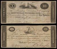 TN. Fayetteville. Fayetteville TN Bank Collection (6)