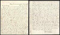Civ War 2 Soldier Letters - Fredericksburg