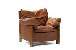 Afra e Tobia Scarpa, armchair for Maxalto
