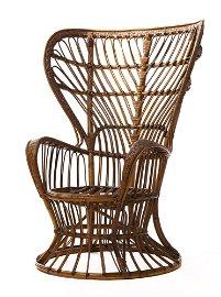 Lio Carminati, pair of armchairs