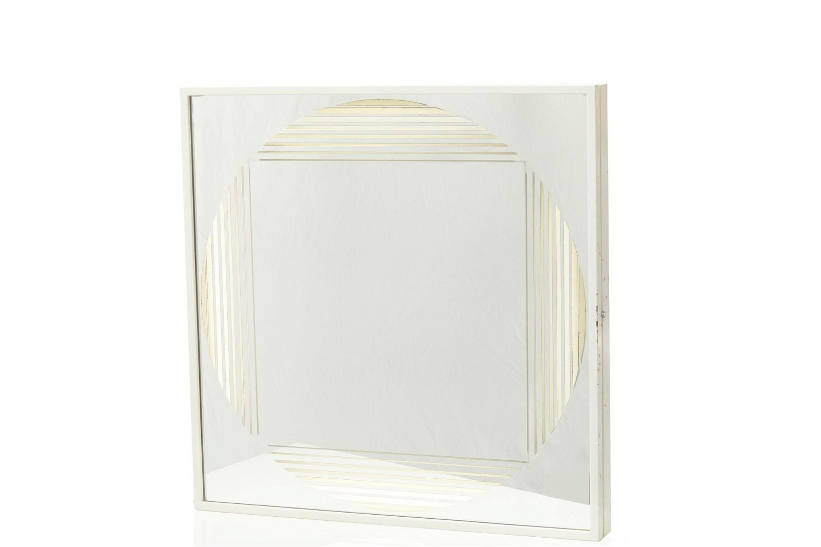 "Gianni Celada, ""Brama"" mirror for Fontana"