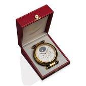 Cartier, desk clock