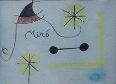 Joan Miró, Untitled