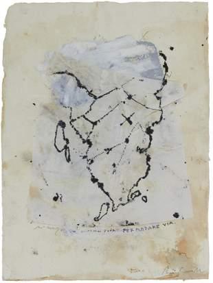 Piero Pizzi Cannella, Mappa per andar via