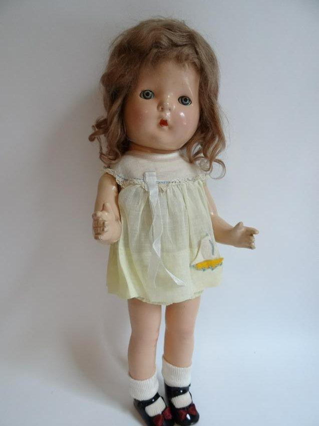 1930 Effanbee Sally Ann Doll