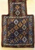 Namakdan (salt bag) Afshar Persia Tribal rug