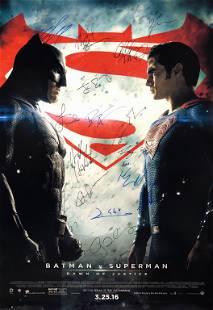 DC Batman VS Superman Ben Affleck, Henry Cavill, Gal