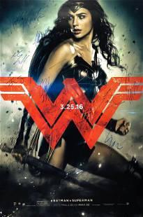 DC Batman VS Superman Ben Affleck Henry Cavill Gal