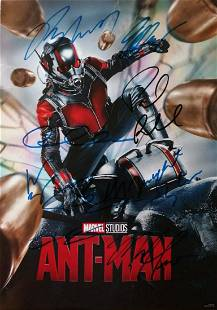 Marvel Exclusive Promotional Poster AntMan