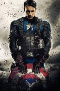 Captain America The First Avenger Poster A Chris Evans