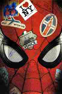 Spiderman Far From Home Poster B Tom Holland