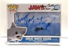 Jaws Steven Spielberg Richard Dreyfuss Jeffrey Kramer