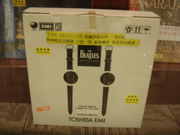 70: THE BEATLES ANTHOLOGY COMPLETE 8 LD BOX SET FROM JA