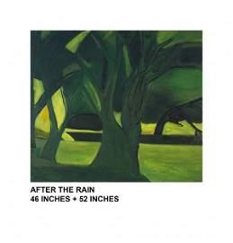 147: Asian Painting oil Vietnanese origional