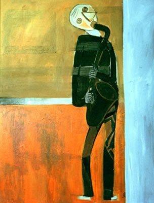 159: Asian Painting Art Vietnanese