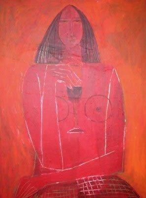 161: Asian Painting Art Vietnanese