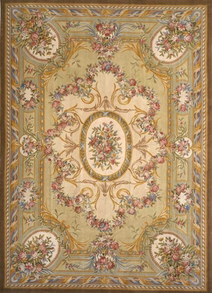 Louis XVI style Carpet Savonnerie