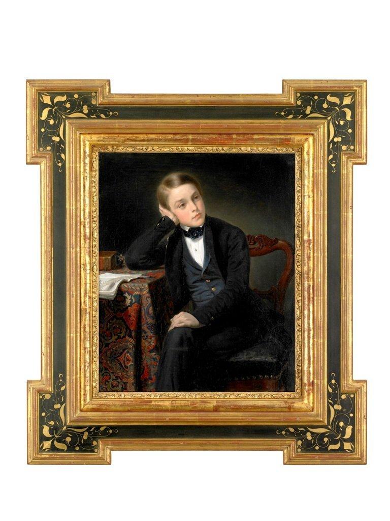Portrait of a Young Gentleman
