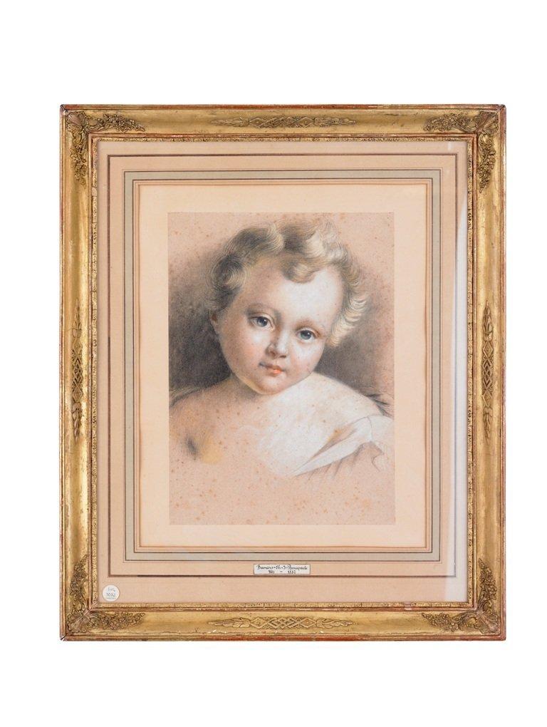 Portrait de Francois-Charles-Joseph Bonaparte,