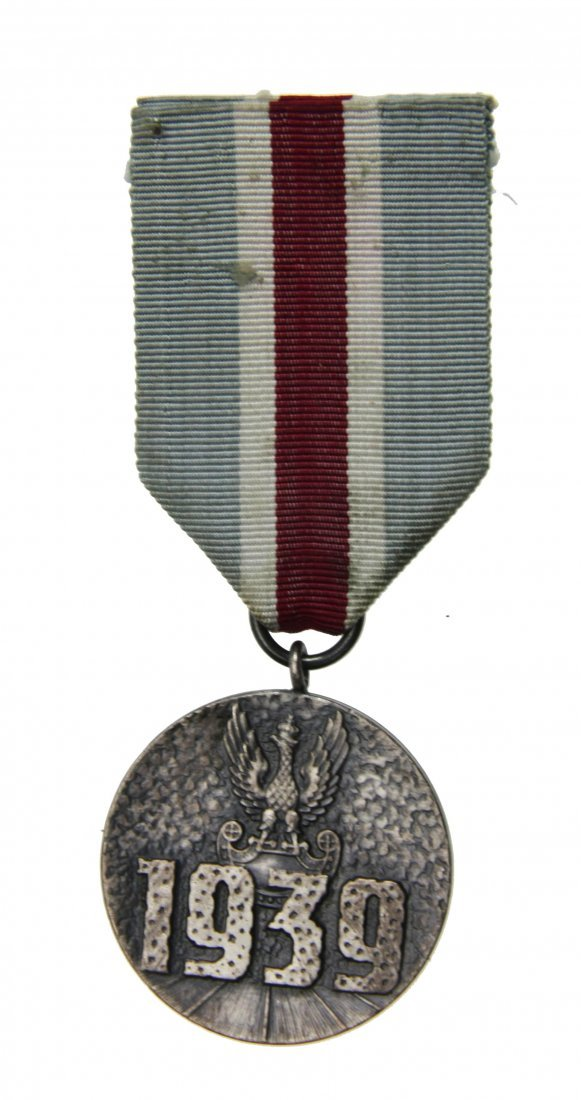 1939 campaign commemorative medal for Polish soldiers