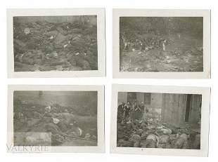 4 Rare Photos of Infamous NKVD Lviv Prison Massacres