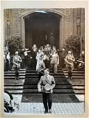 Hermann Goering and Emmy Goering Signed Wedding Photo