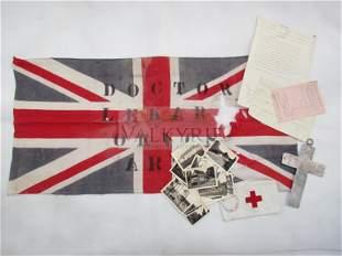 KL Bergen Belsen -British Doctor Set in Camp Liberation