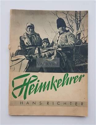 3 Reich - Volksdeutsche that Returned to Germany - 1942