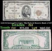 1929 5 National Currency The Federal Reserve Bank of