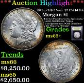 Highlight 1878p 78tf Vam 37 74 I4 R4 Morgan 1