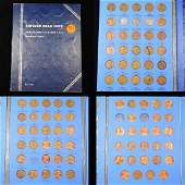 Complete 19411965 Lincoln Cent Book 86 coins