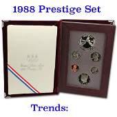 1988 United States Mint Prestige Proof Set