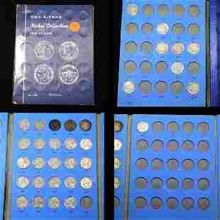 Partial Buffalo & Jefferson Nickel Book 1920-1966 26