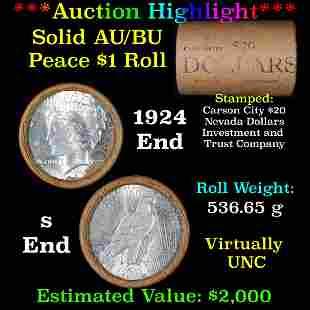 ***Auction Highlight*** AU/BU Slider Shotgun Nevada