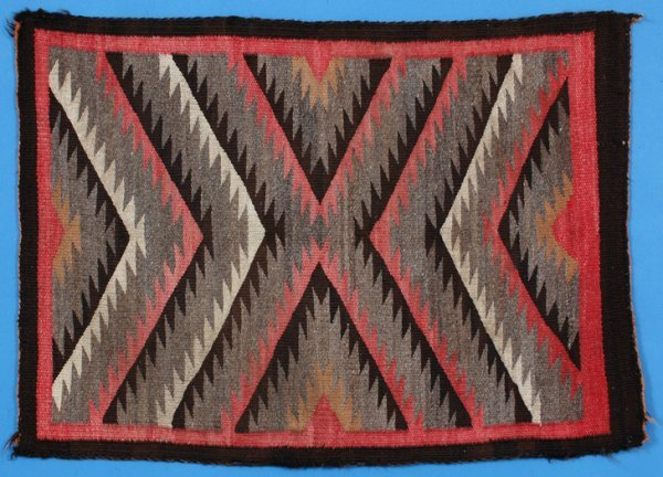 20      Navajo Gallup Throw (Saddle Blanket) ca. 1930