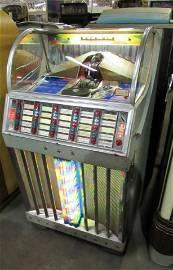 Working 1950's Rockola Jukebox