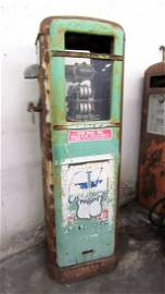 Gilbarco Gas Pump for Restoration