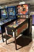Data East Maverick Pinball Arcade Game