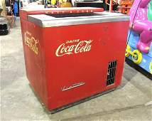 Coca Cola Victor Chest Cooler