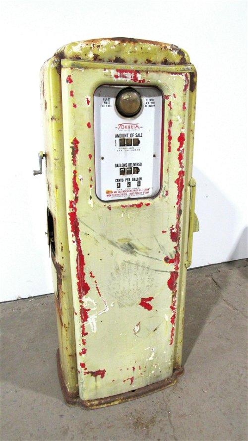 Gas Pumps & Gas Pump Globes