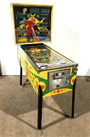 Lucky Seven Pinball Machine